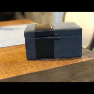Other - Men's Pottery Barn Cuff Link Box